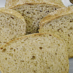 Light-Wheat-Loaf-No-Knead-Bread-sliced
